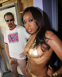Angel Eyes Interracial Gangbang Galleries