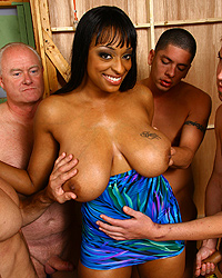 10 Abused Ebony   Carmen Hayes g bitches | free preview!