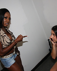 Interracial Movie Diamond Jackson