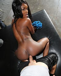 Kandie Monaee Best Interracial Gangbang