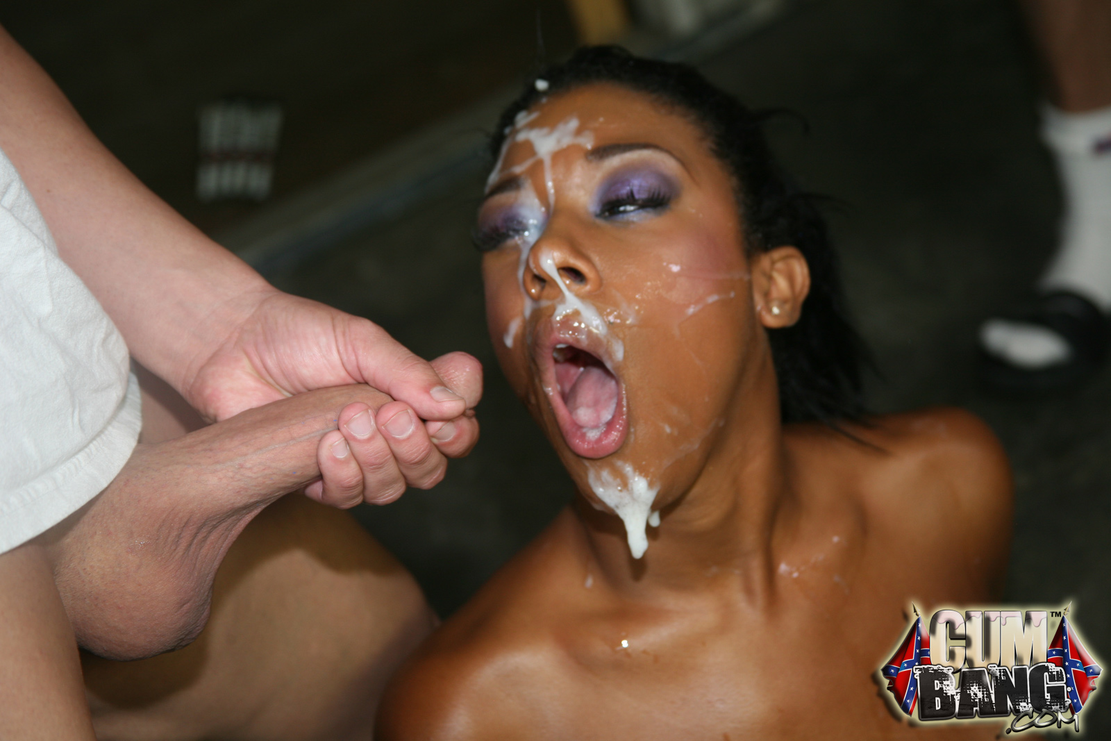 You gang bang cumshot gallery luv good