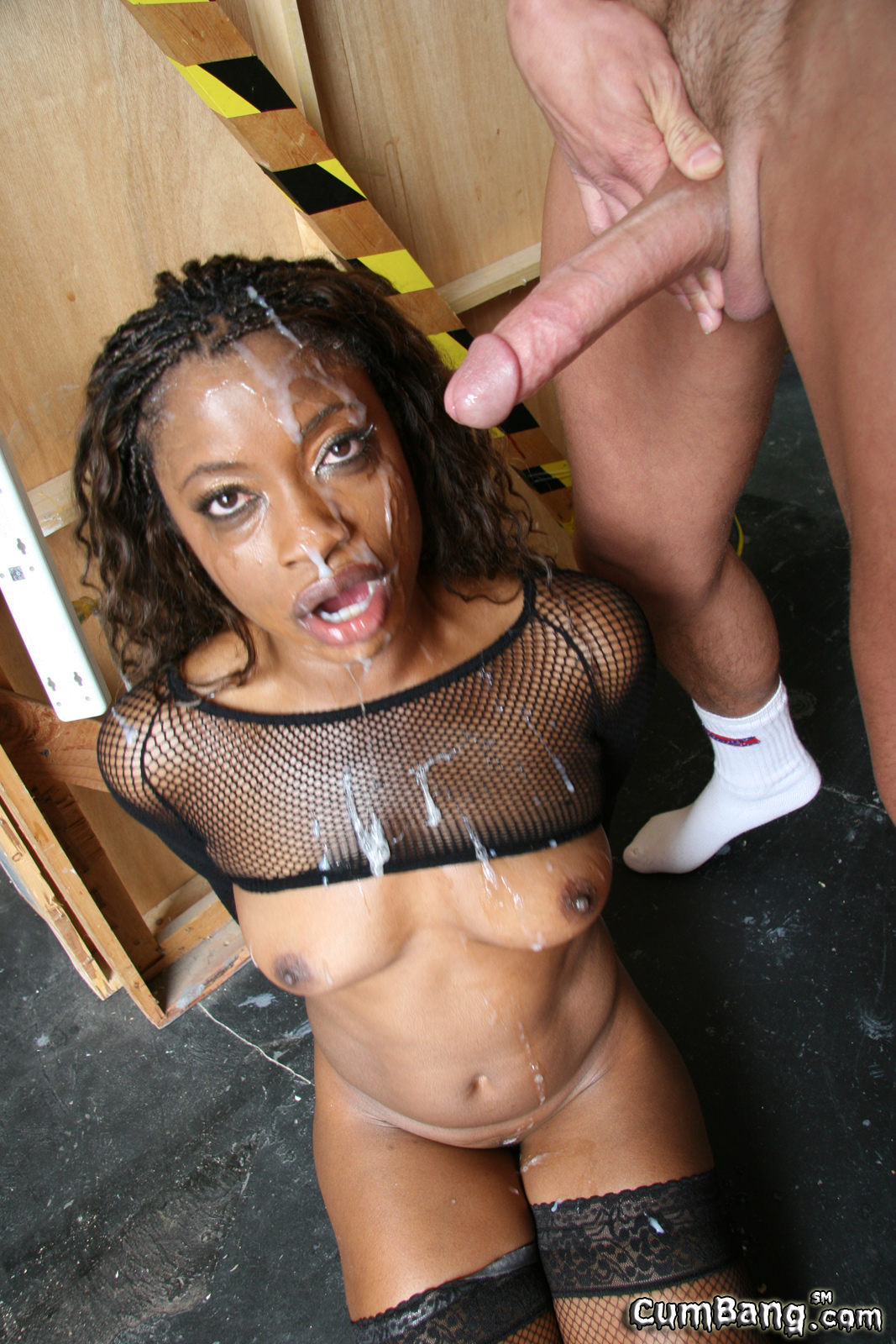 black pornstar monique