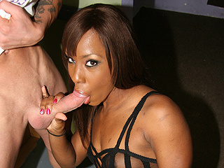 Inter Racial Sex Ms. Platinum