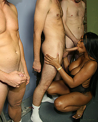 Sandi Jackmon Uncut Black Dick